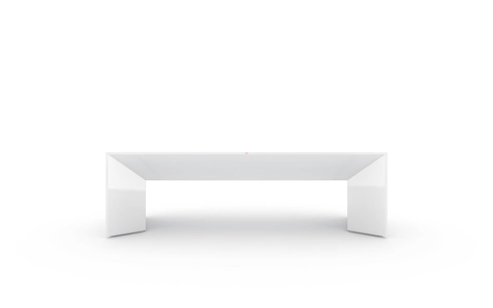Cool Schreibtisch Weiß Groß Sammlung Von