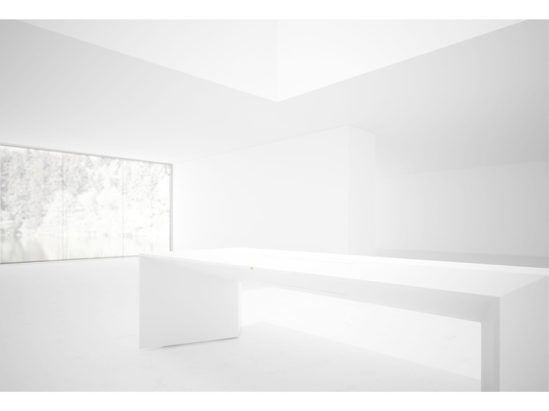 schreibtisch i i klavierlack schwarz felix schwake. Black Bedroom Furniture Sets. Home Design Ideas