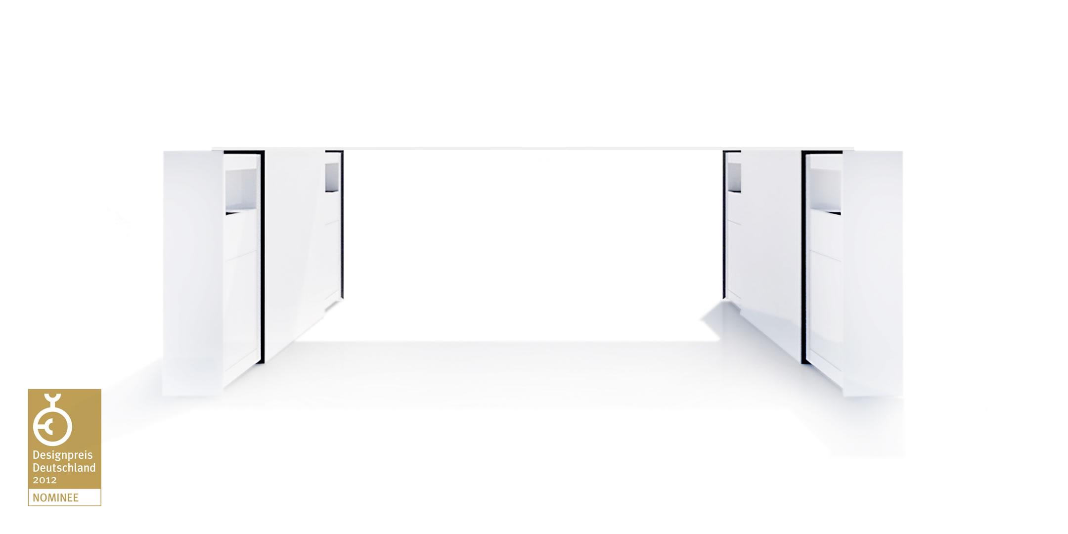 Besprechungstisch designpreis deutschland 2012 felix for Tisch design award