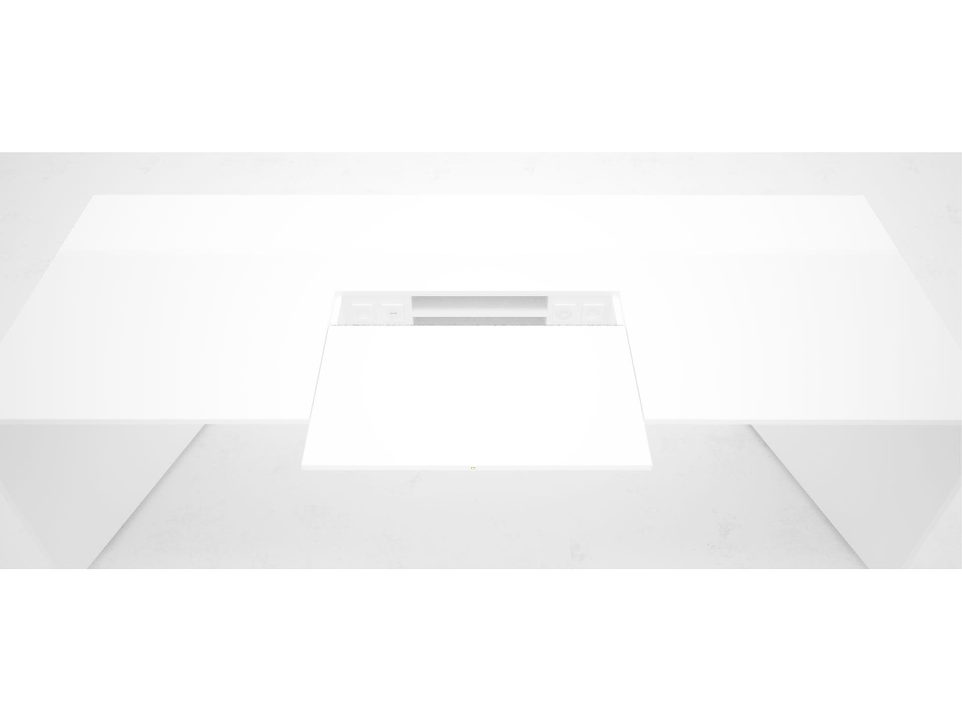 schreibtisch i i marmor wei felix schwake. Black Bedroom Furniture Sets. Home Design Ideas