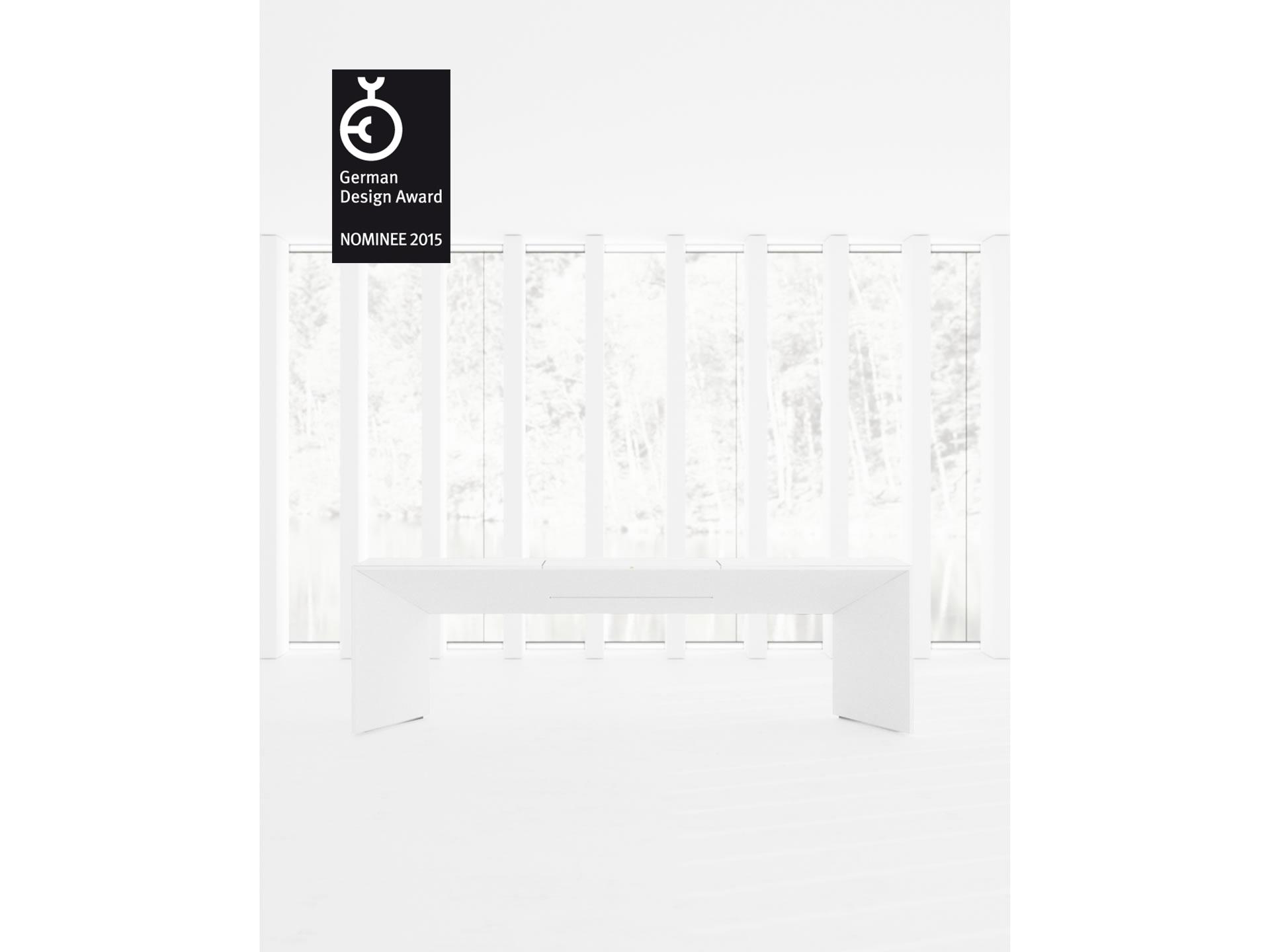 schreibtisch gewinner german design award nominee 2015 felix schwake. Black Bedroom Furniture Sets. Home Design Ideas